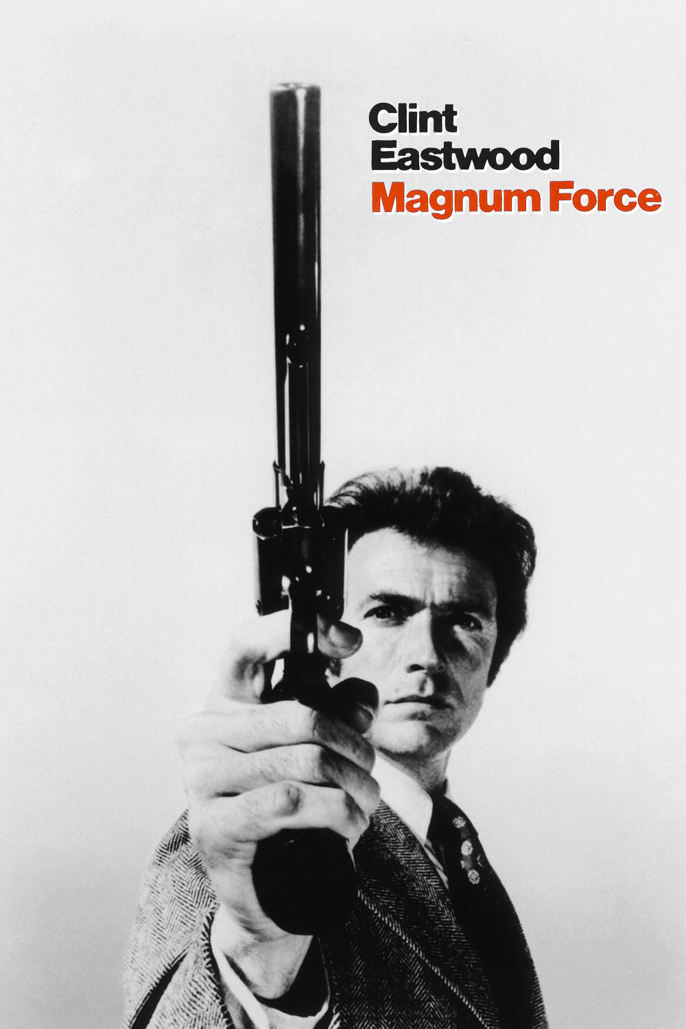 1973's  Magnum Force  inverted the premise of its prequel,  Dirty Harry.
