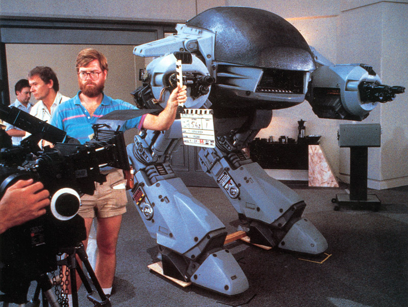 Smaller in real life, but still pretty damn big. (RoboCop Archive)