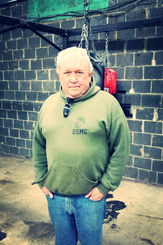 Trainer Dave White