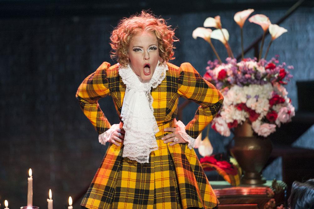 Erin Driscoll as Polly Peachum(Margot Schulman)