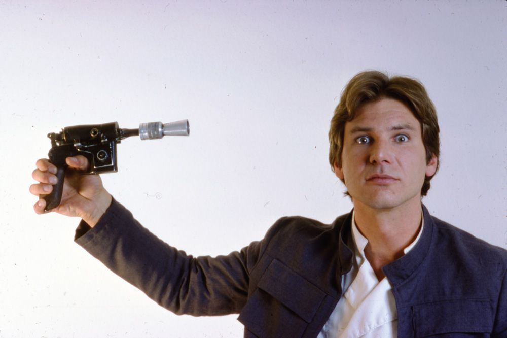 It's time to kill Han Solo .