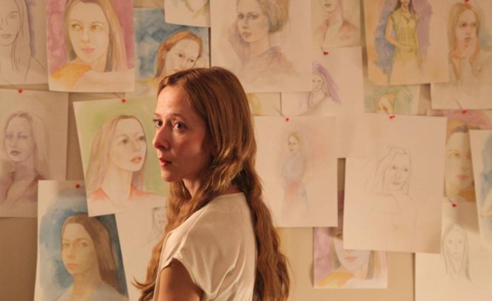 Jocelyn Towne in  I Am I,  an amnesia drama she wrote and directed.