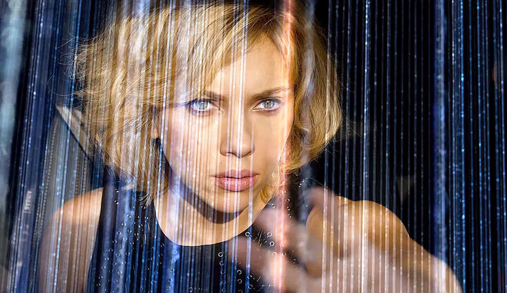 It's Lucy star Scarlett Johannson's year.