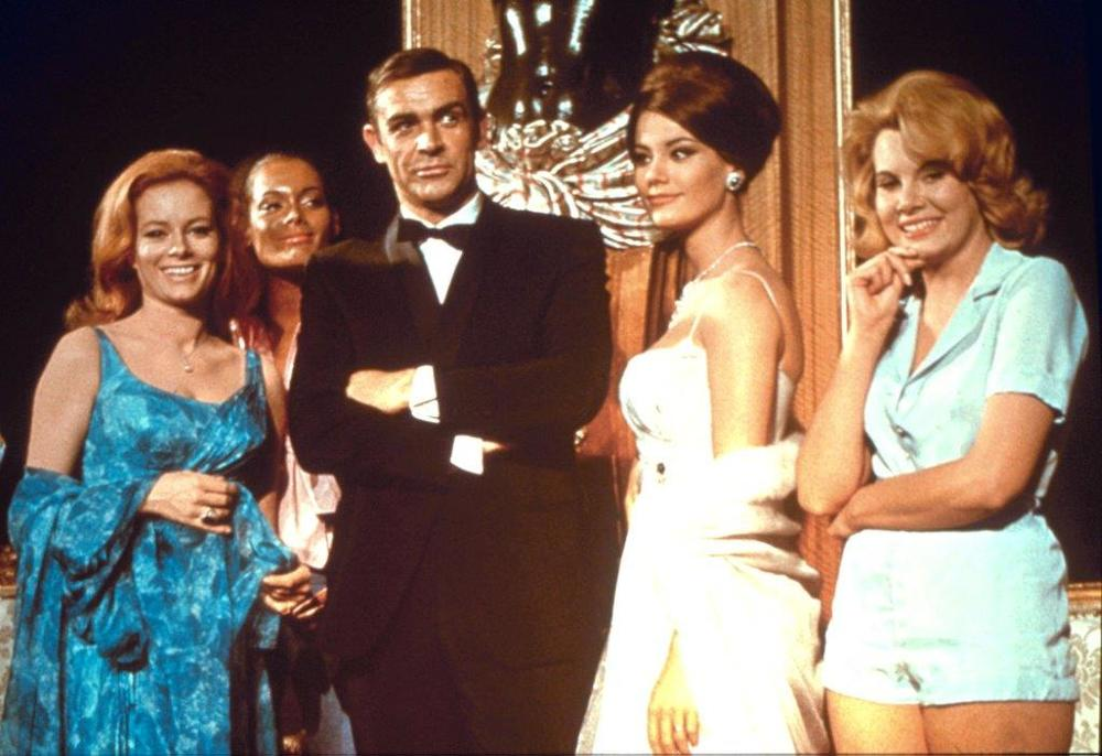 Rights issues surrounding 1965's  Thunderball  would haunt the Bond films for decades.