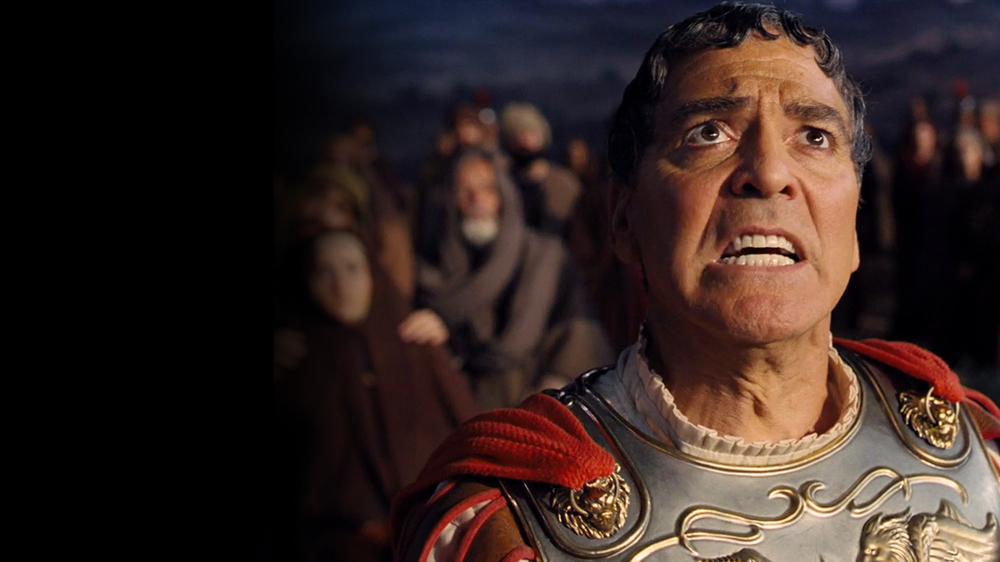George Clooney plays a pampered Capitol Pictures movie star in  Hail, Caesar!  (Universal)