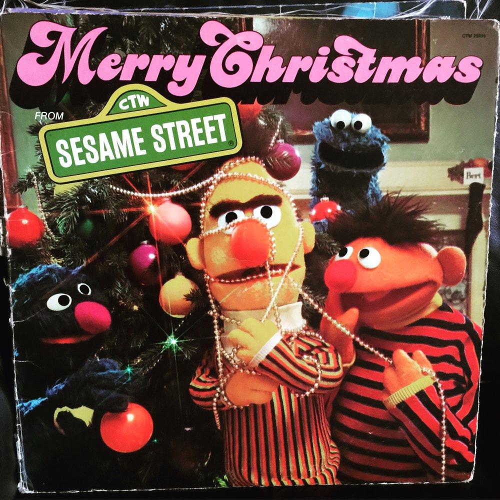 Sesame Street Christmas.JPG