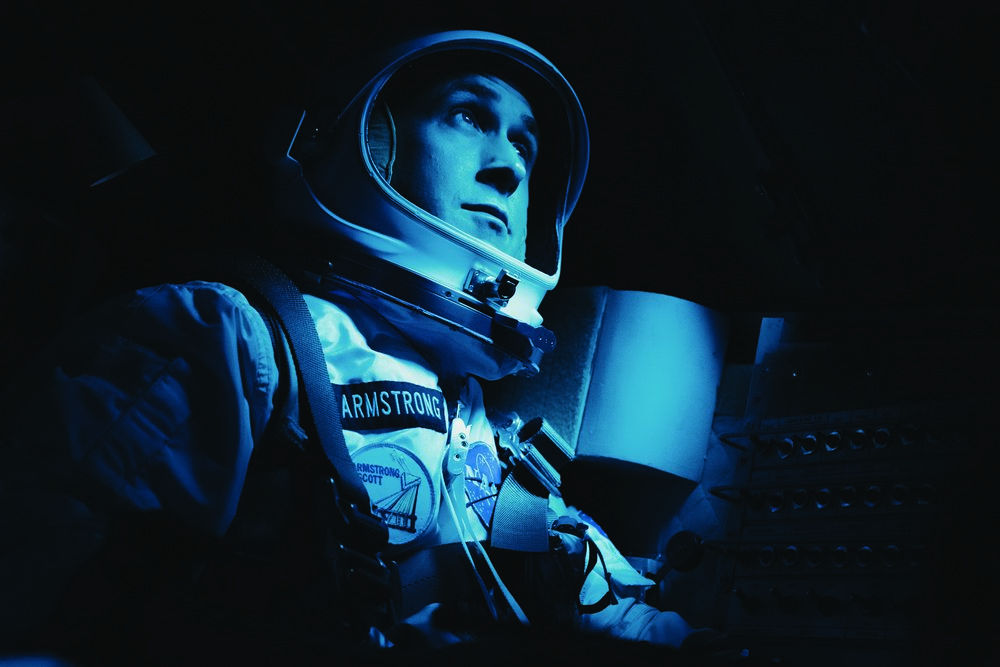 Ryan Gosling as Neil Armstrong (Universal)