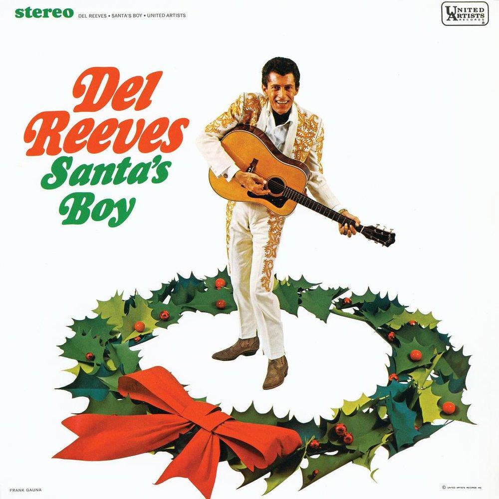Del Reeves — Santa's Boy.jpg
