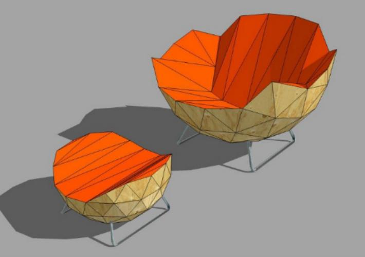 Geode Chair