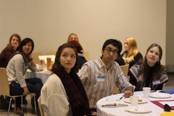 Photo from the Youth Arctic Coalition