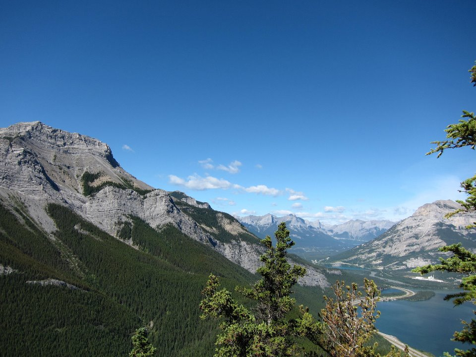 Bow River Valley. Photo: Julia Fryer.