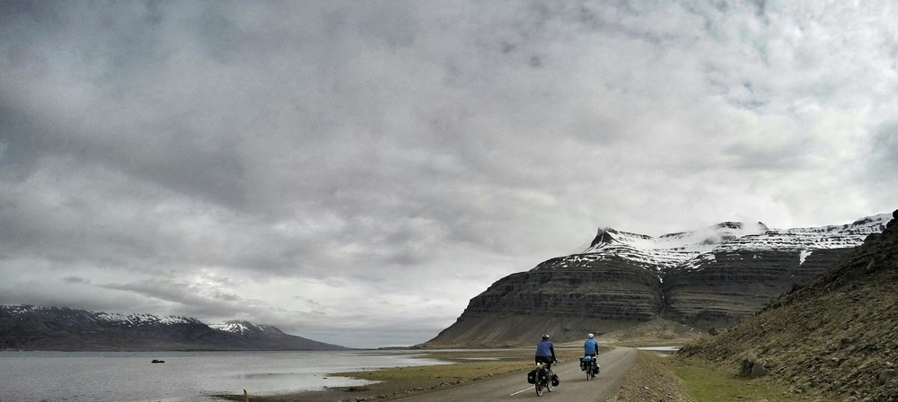 I keep replaying scenes in my head of my cycle trip around Iceland. Random stretches of road will shoot into my brain and I'll feel each corner, hill, and scene. When I hear music by Of Monsters and Men or Sigur Ros, I get more Iceland flashbacks. The photos help and the memories remind me of my craving to be back there on my bike.