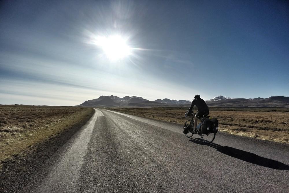Snaefellsne peninsula, western Iceland.