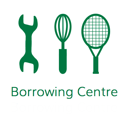 The Borrowing Centre is a project by York University's chapter of Regenesis, a Canadian student-involved environmental organization.