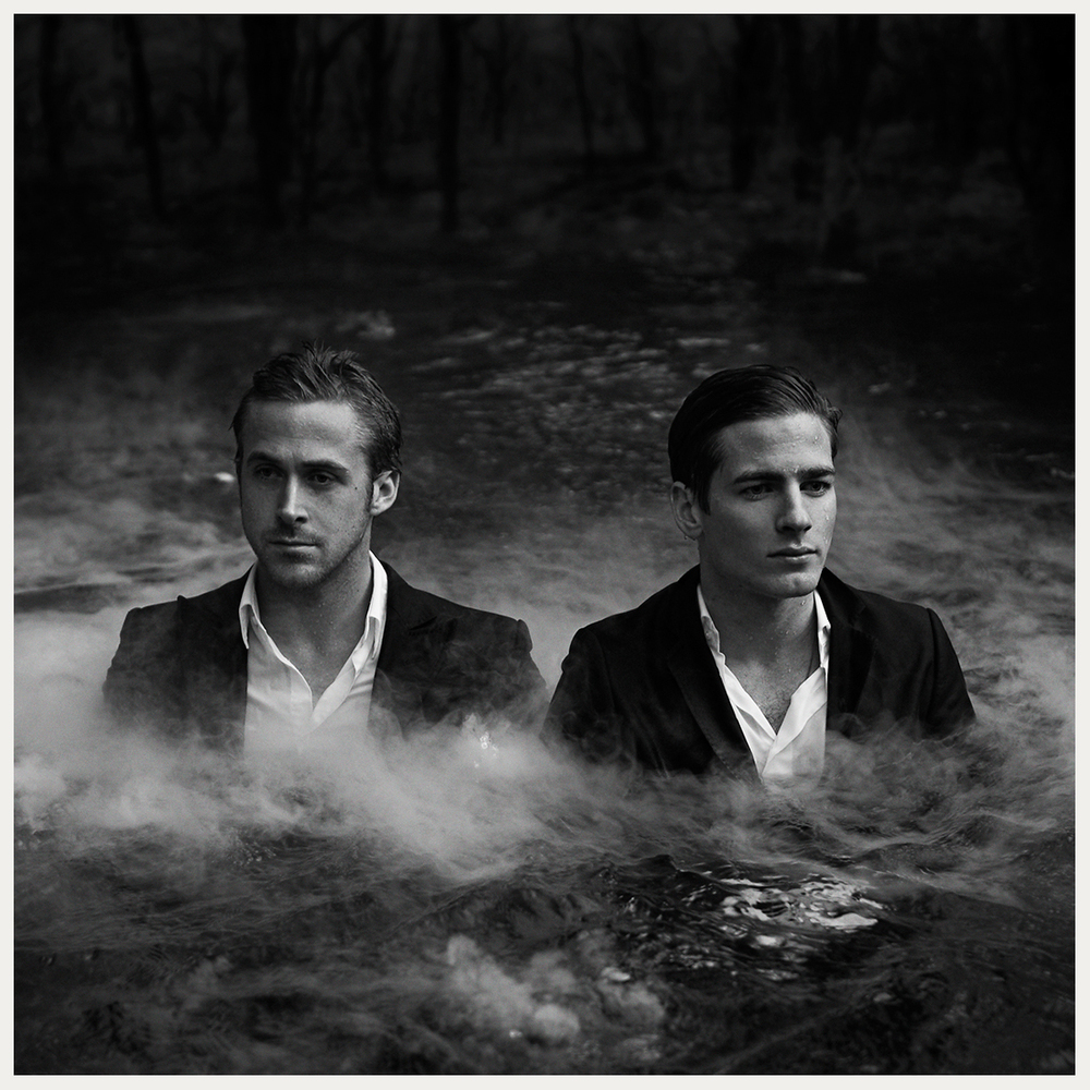 "Title:  Dead Man's Bones - ""Buried In Water""   Ryan Gosling and Zach Shields  (Nikon D3, Nikkor 50mm f1.2)"