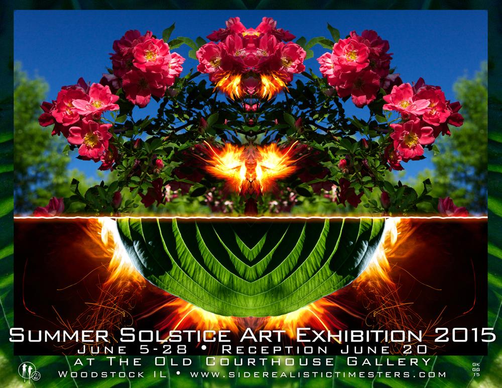 Summer Solstice Art Exhibition 2015