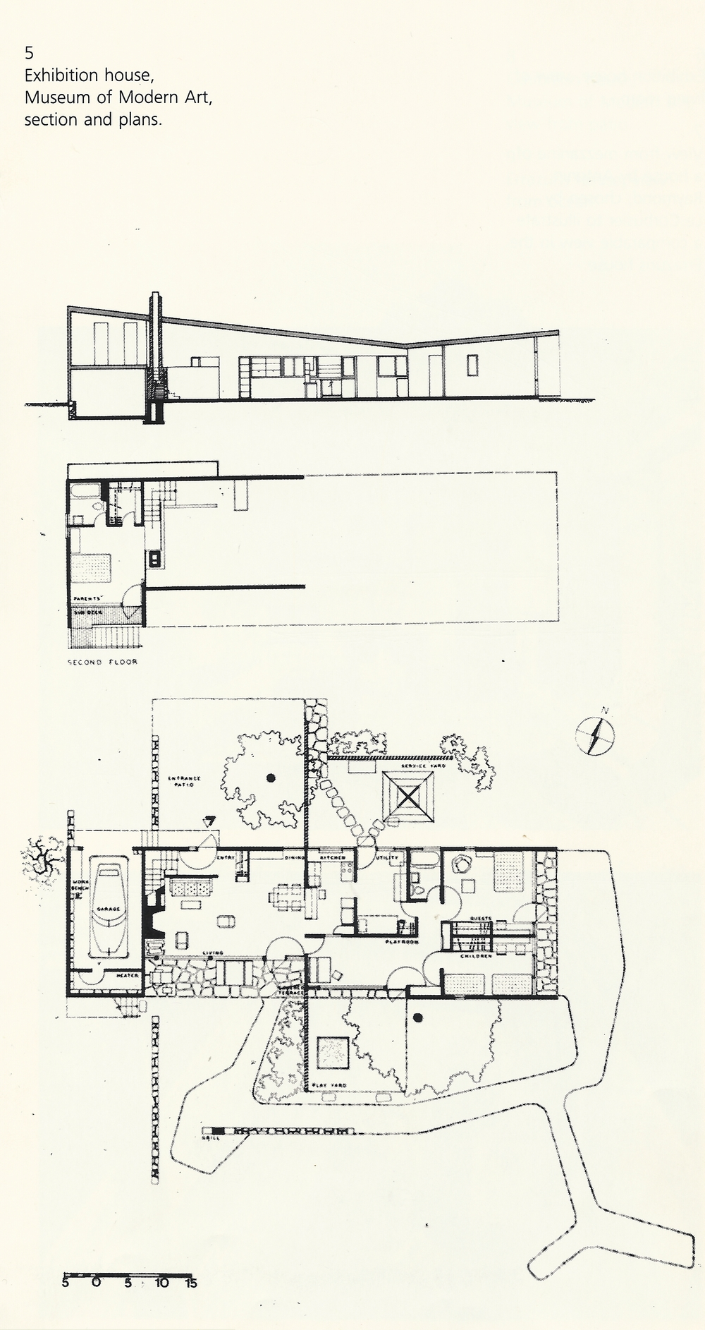 Breuer's exhibition house from The Decorated Diagram