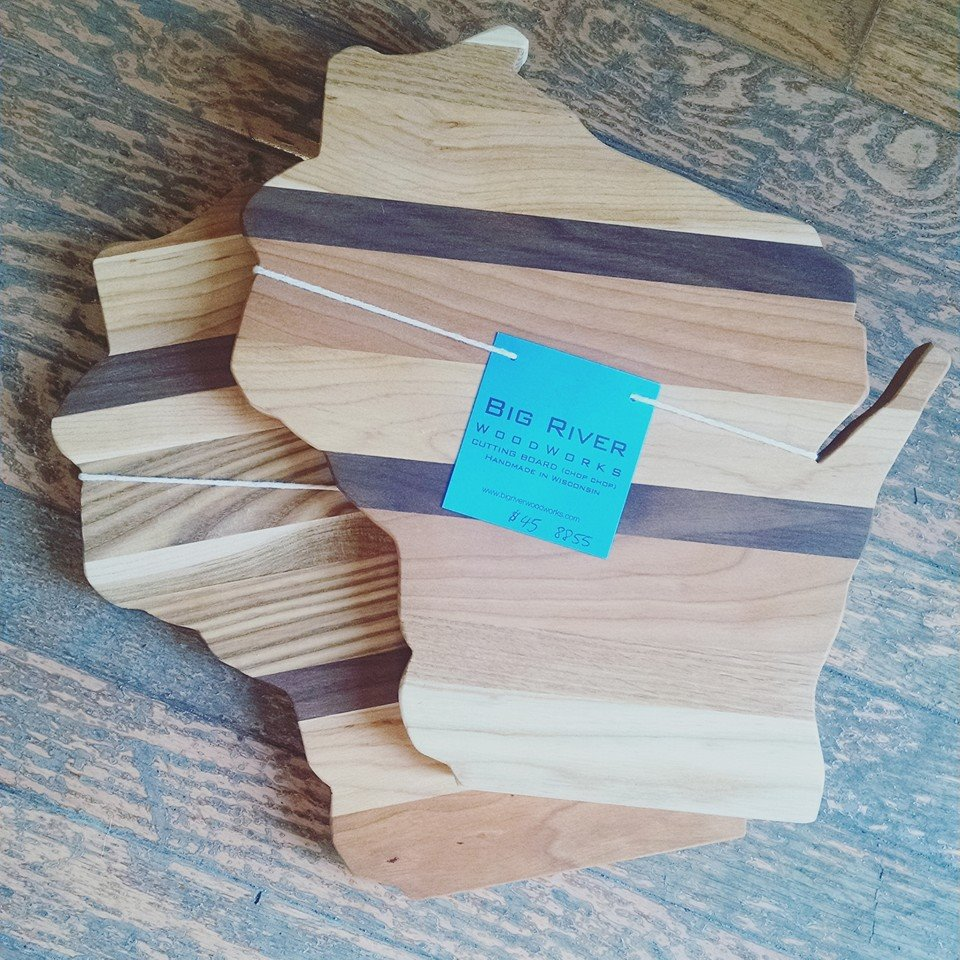 wisconsin cutting board