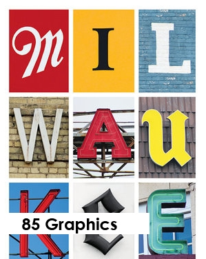 milwaukee prints, cards, milwaukee posters
