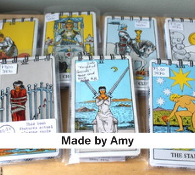 Made By Amy, tarot cards,