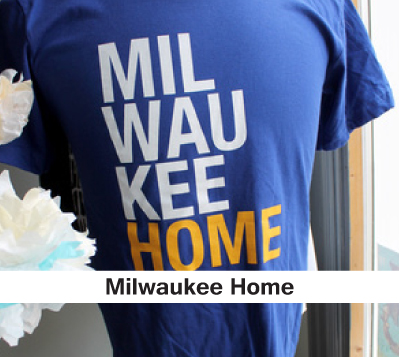 printed tshirts for and women, local tshirts, milwaukee tshirts and prints