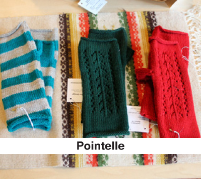 Pointelle, crochet mittens, crochet winter items