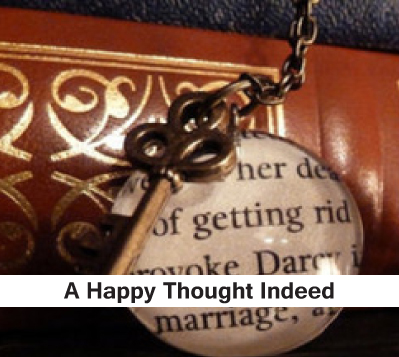 A Happy Thought Indeed, handmade jewelry, womens gifts