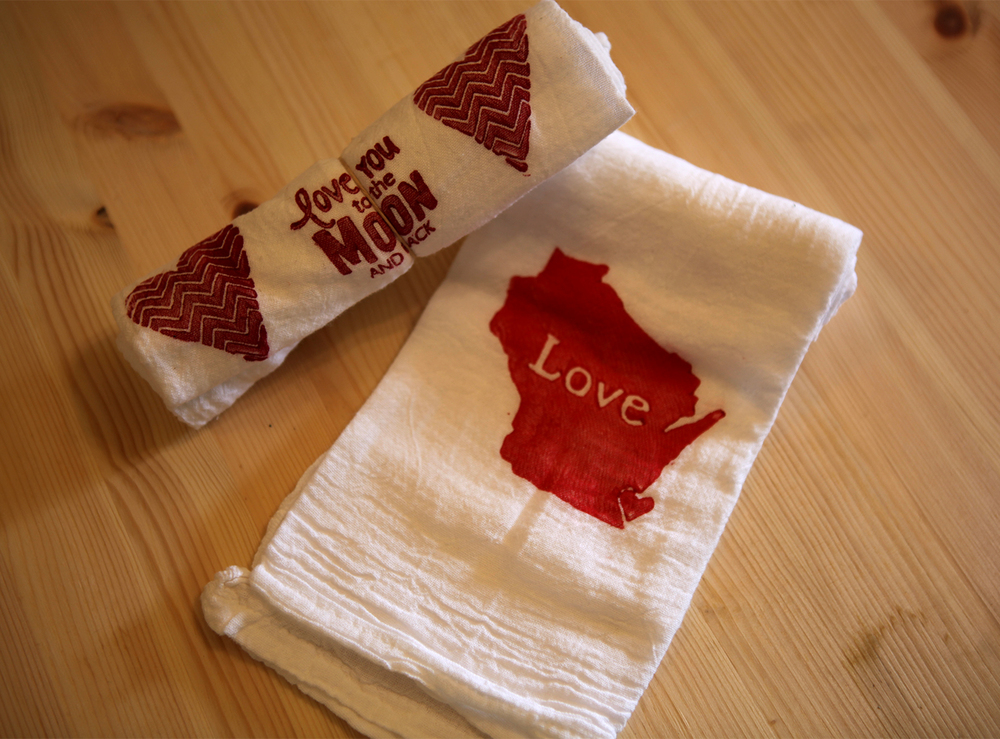 Flour Sack Towels, $12.