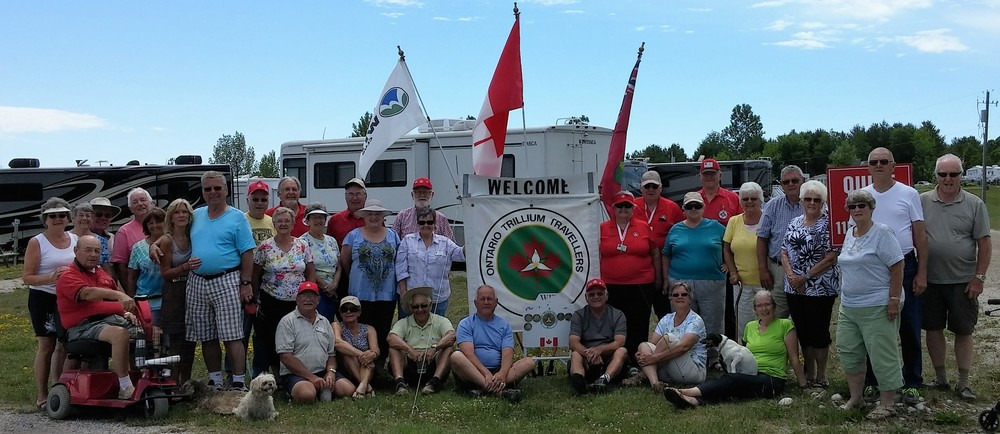 June 2016 Buddy Rally - River Place Campground.  An exciting week. Click on the above photo to see all the exciting photos and video.
