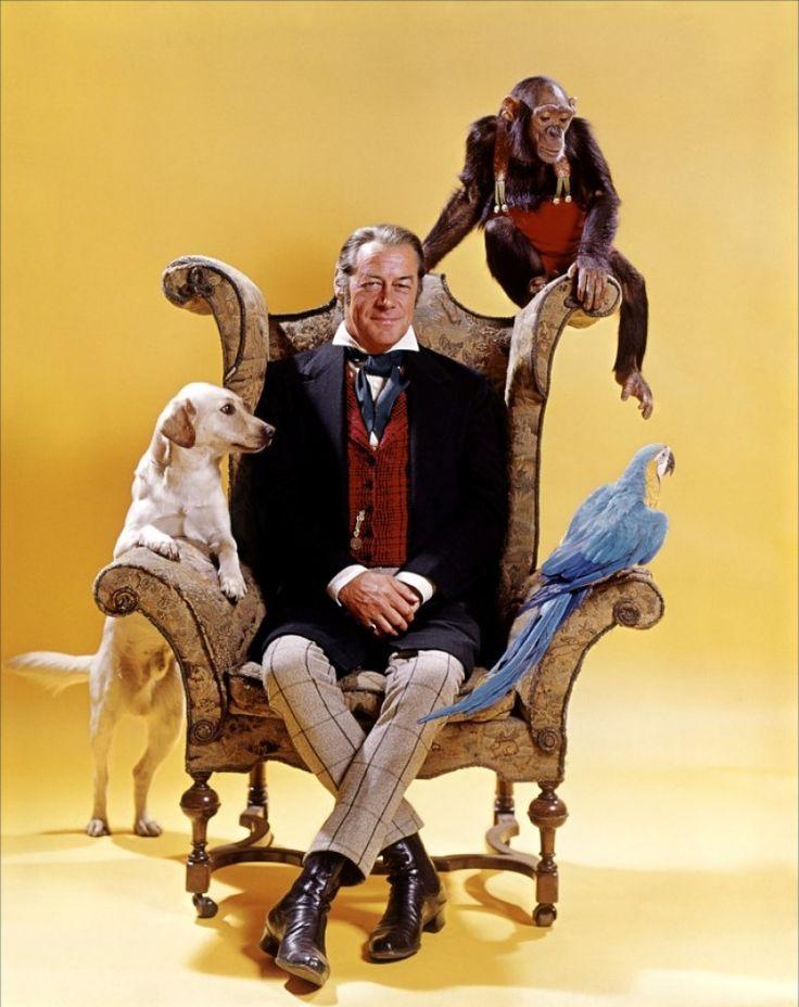 Dr. Doolittle Rex Harrison