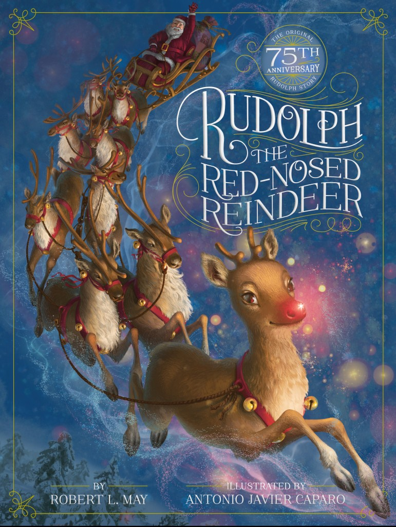 Rudolph the red nosed reindeer Robert Lewis May Alibris