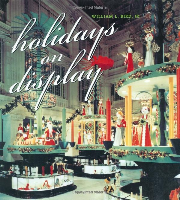 holidays on display William L Bird Jr. Amazon.jpg
