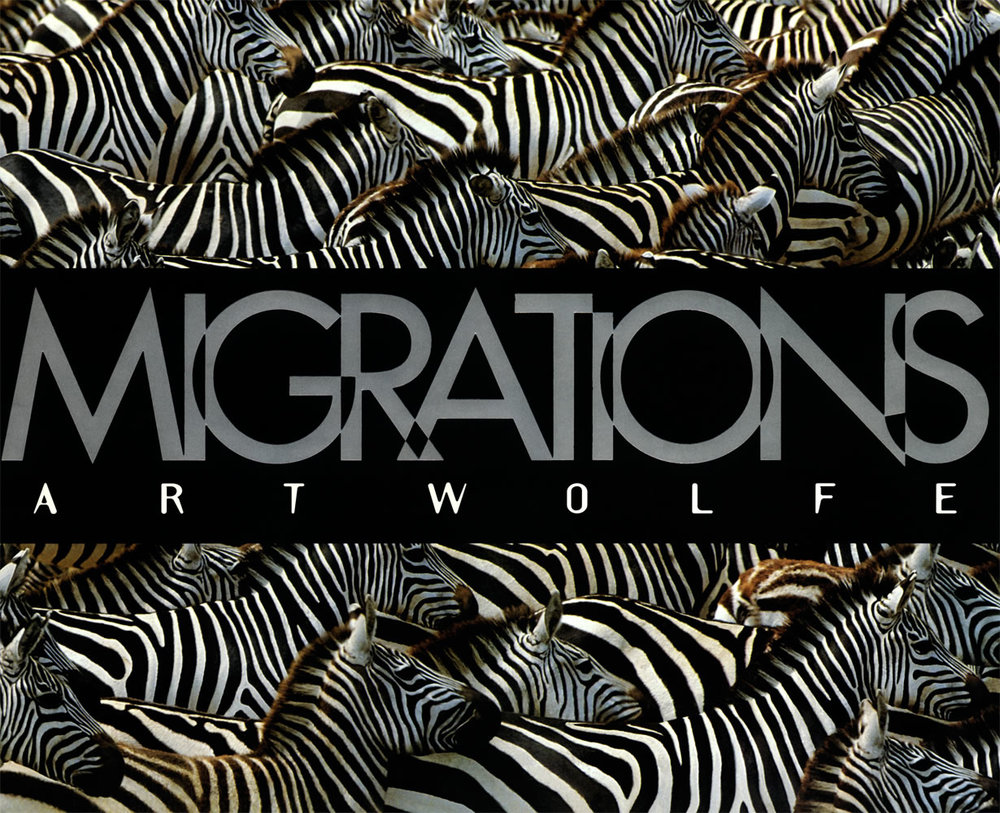 Art Wolfe Migrations: Wildlife In Motion Smithsonian