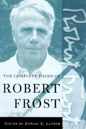 The Poetry of Robert Frost Amazon