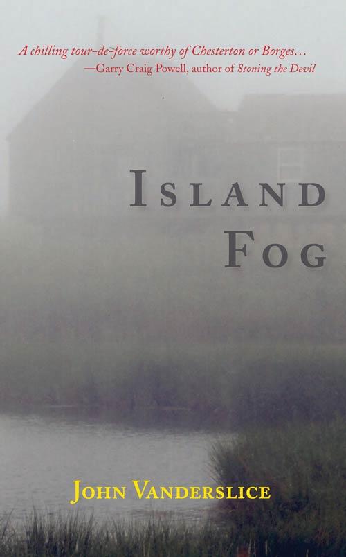 Island Fog by John Vanderslice. Lavender Ink, 2014.