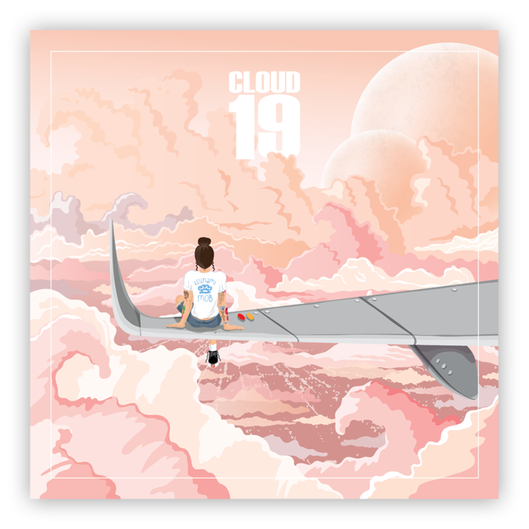 "Check out our newest HBK Member / Kehlani ""Cloud 19"""