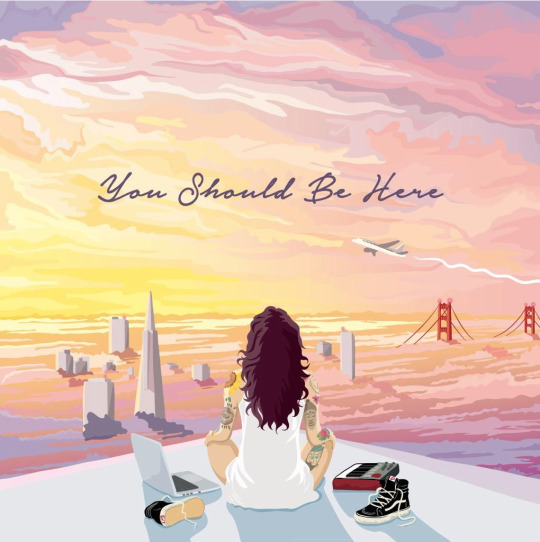 "Kehlani ""You Should Be Here"""