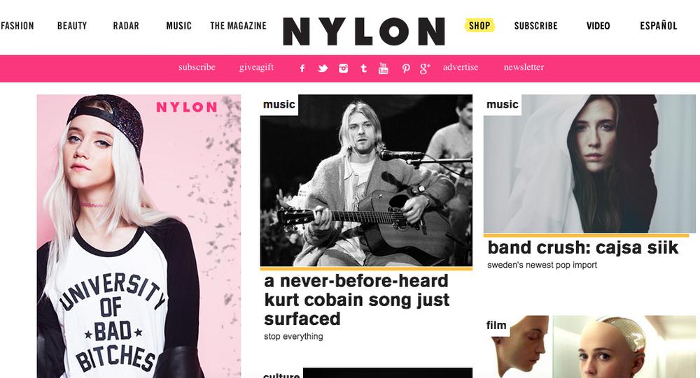 Nylon Magazine - Cajsa Siik.png
