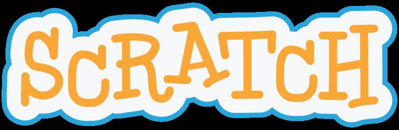 Scratch Logo. Credit: Scratch.mit.edu