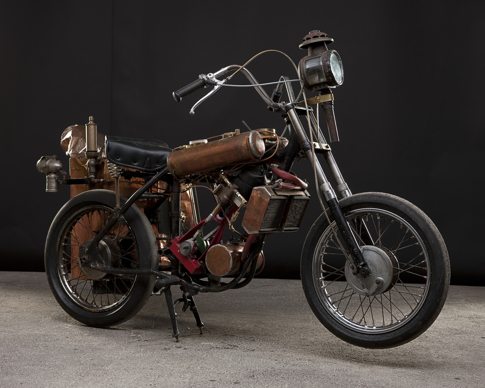 Steam Bike The 1 Moto