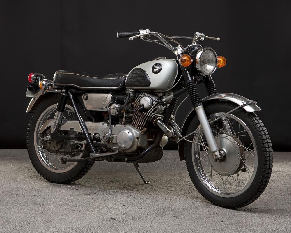 Cl 77 honda vintage motorcycle tires