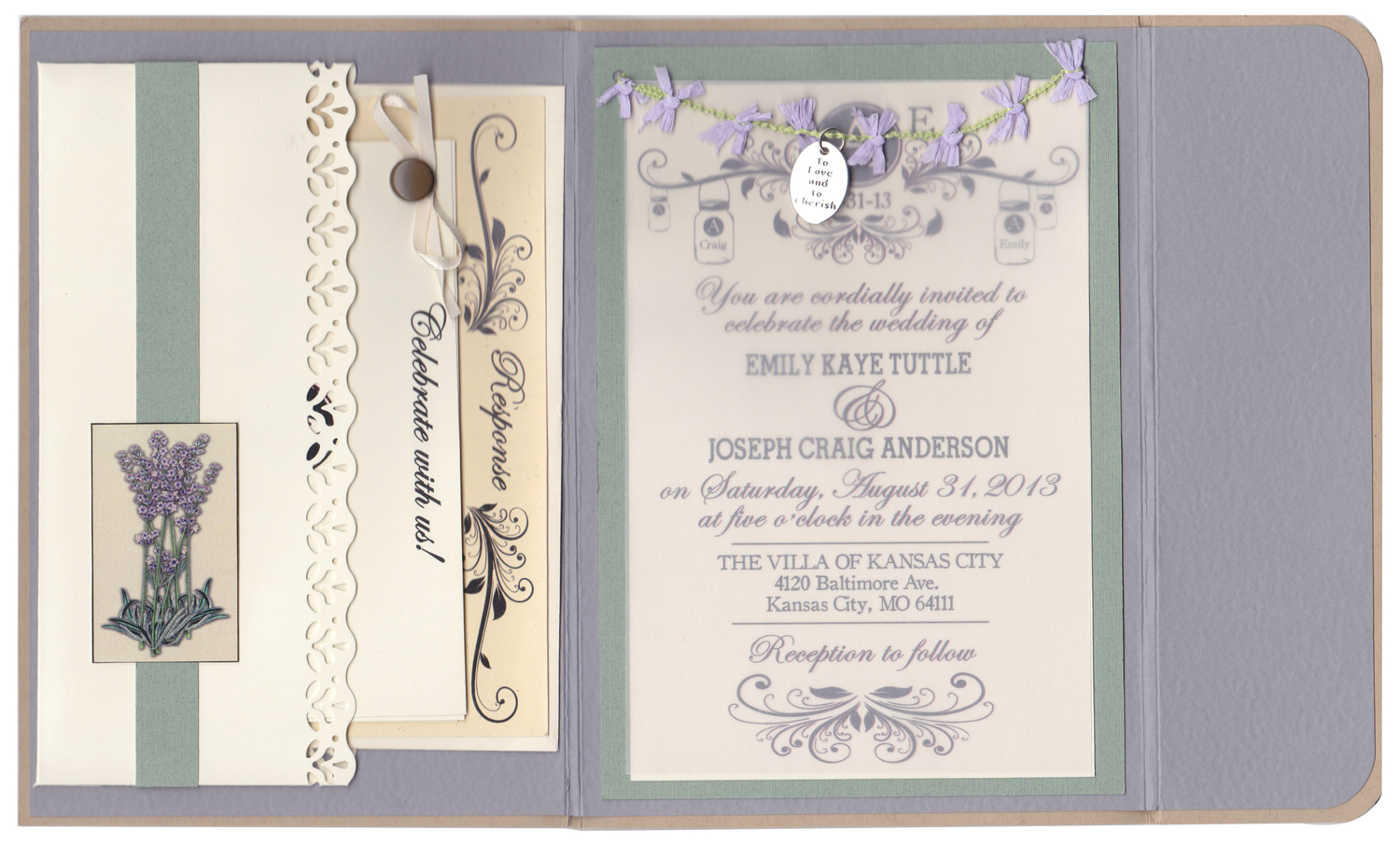 Wedding Invitations, Cards & Gifts — eMILY TUTTLe