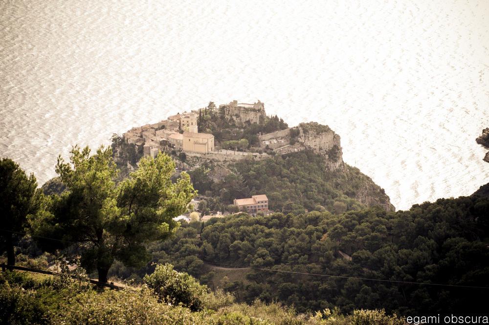Eze from a distance