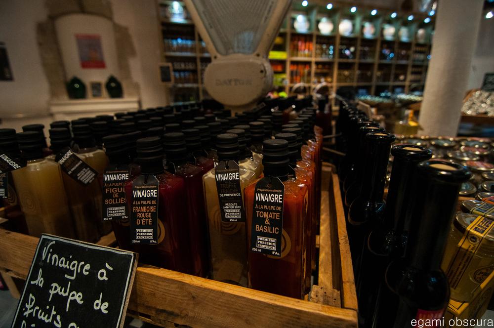 Vinegar tasting