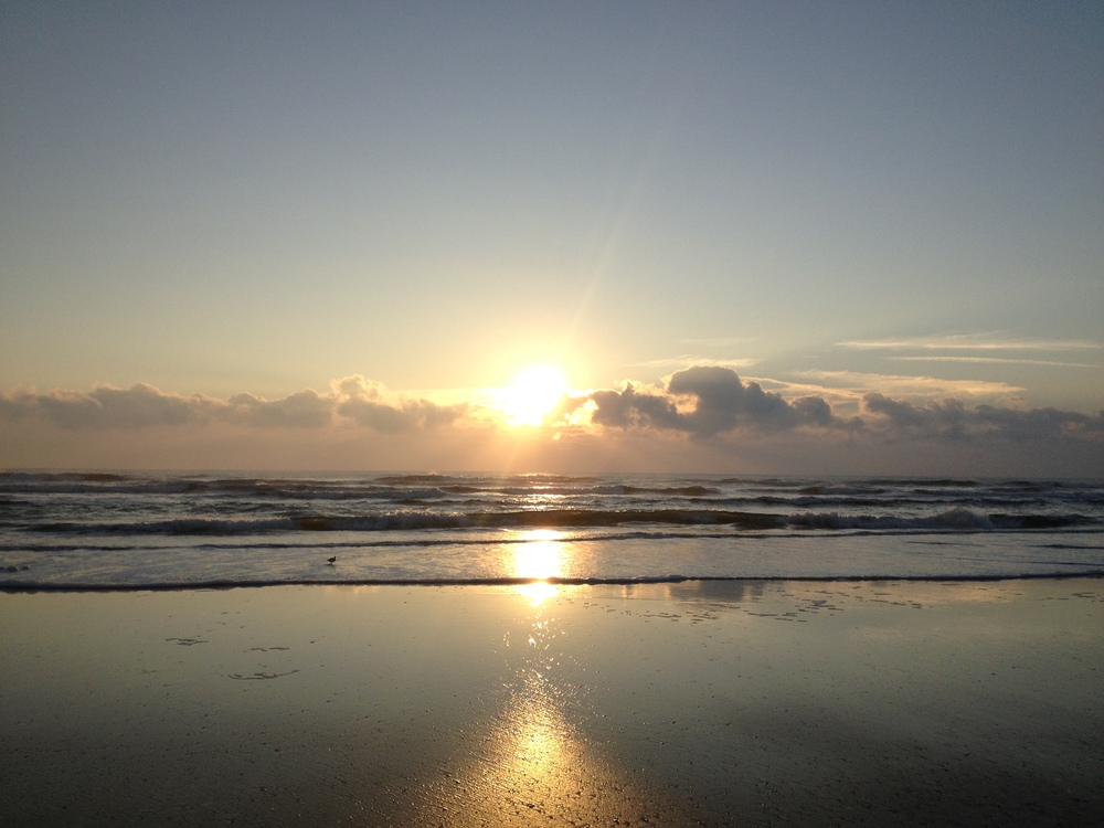 Sunrise, St. Augustine, October 10 2012