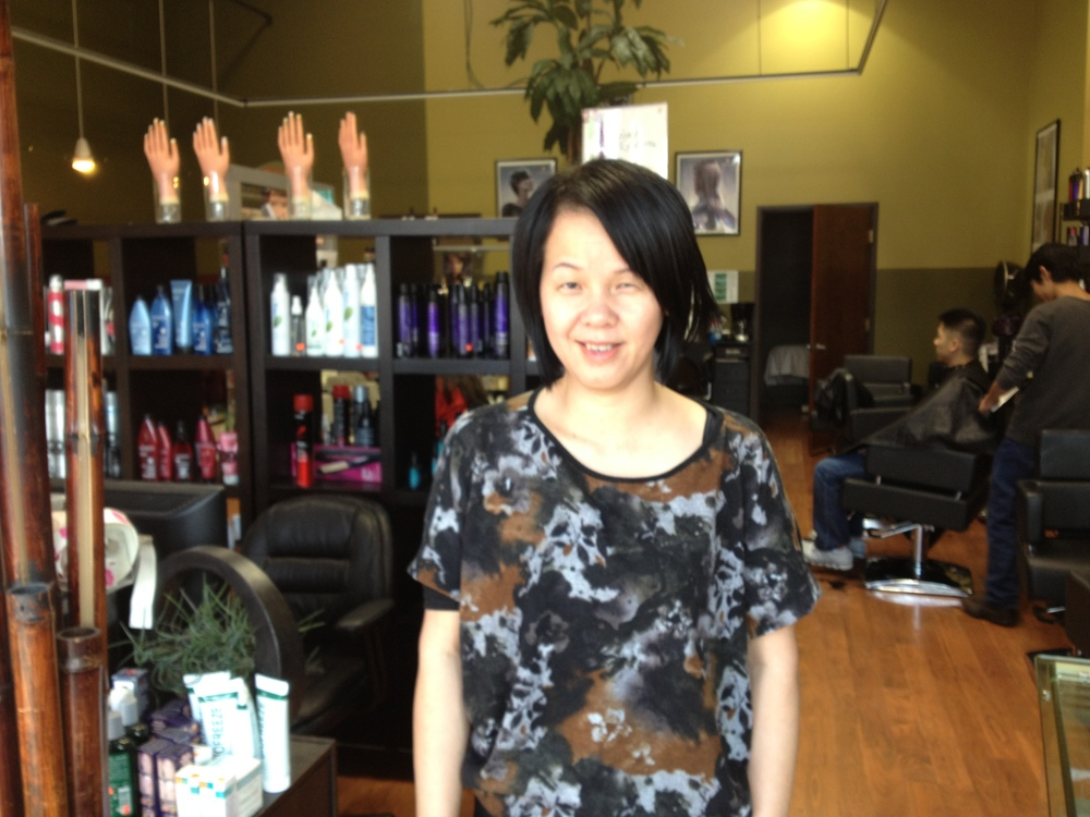 """It's a strip mall, it's an everyday looking salon on the outside, but inside is Nguyen (pronounced """"Win"""") who massaged my shoulders with the touch of an absolute angel. I wish I lived in Lancing so I could visit her twice a week! It's so thrilling to walk into unassuming spots and find gems inside like Nguyen, who directly enhance your life. They also have full salon services which, if I would have had more time I would have surely indulged in a pedicure! If you're anywhere near Lancing ever, go have a massage with Nguyen. She will transform you and your body."""