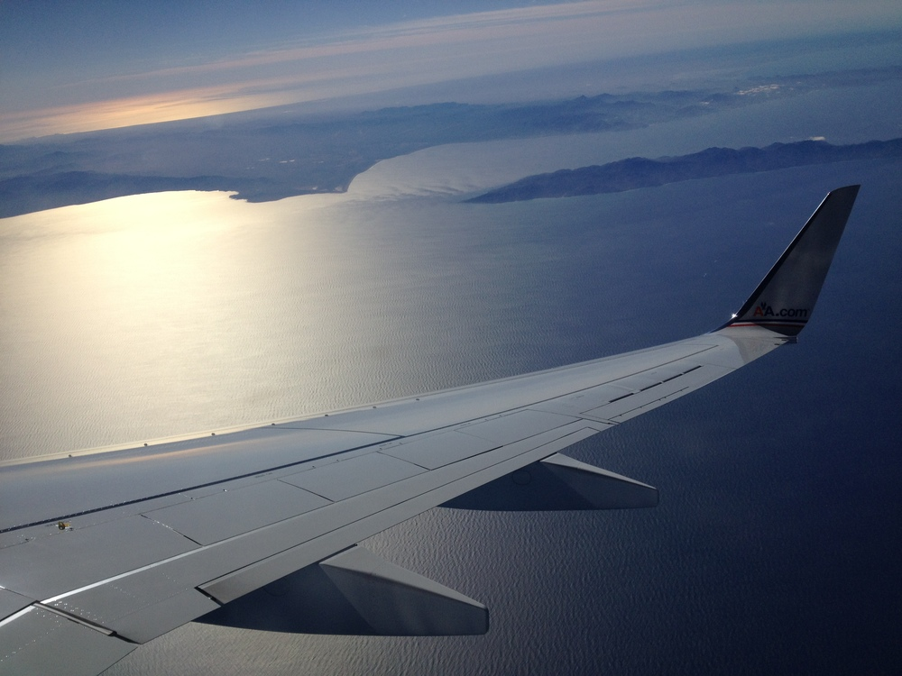 plane high