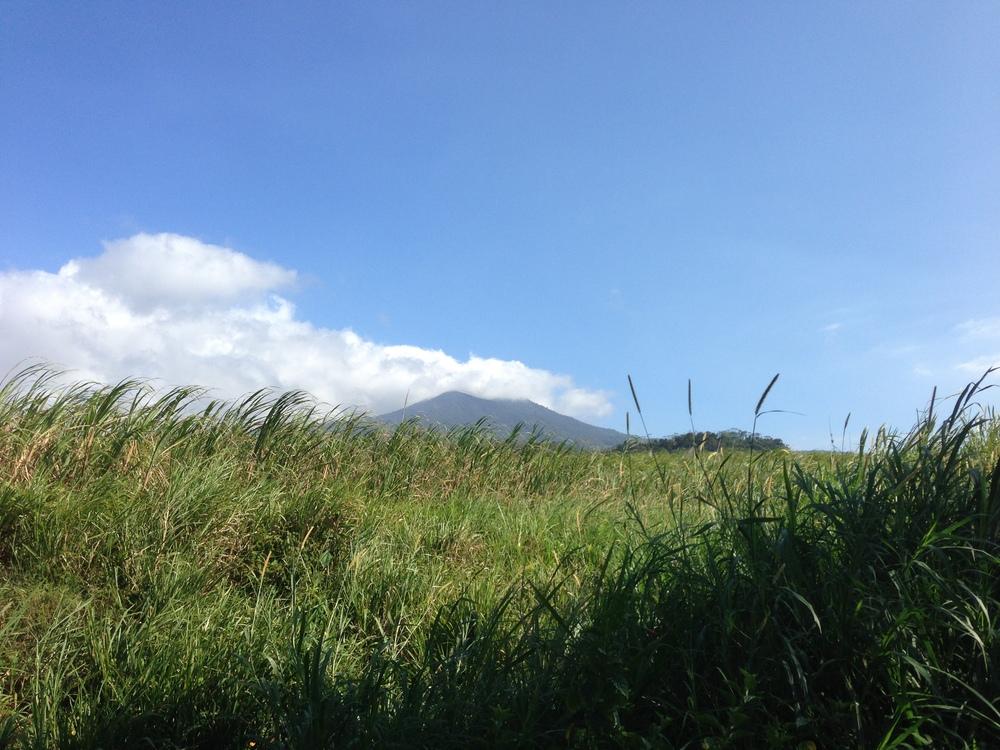 Dormant Volcano near Ciudad Quesada Costa Rica Lucinda Anne (Luci Butler)