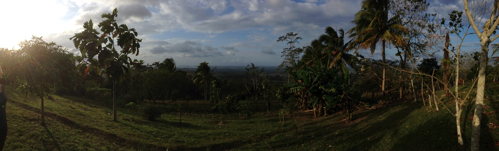 View of Nicaragua from Costa Rica Lucinda Anne (Luci Butler)