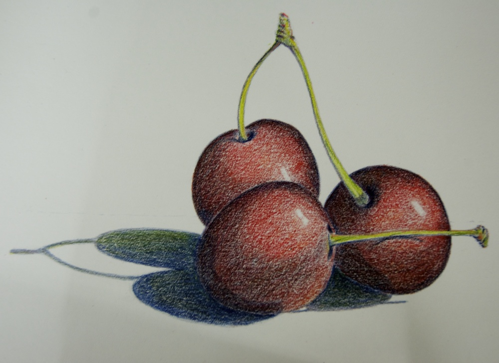 Drawing by Red Dot student Allyson Roebuck